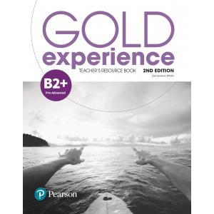 Gold Experience 2nd Edition B2+ Teacher's Resource Book