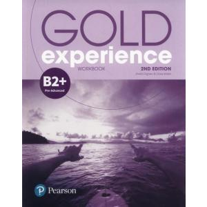 Gold Experience 2nd Edition B2+. Ćwiczenia