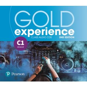 Gold Experience 2ed C1 Class CD