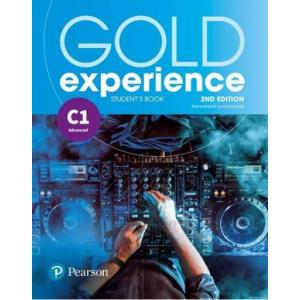Gold Experience 2nd Edition C1. Podręcznik