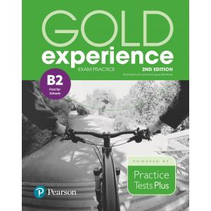 Gold Experience 2ed B2 Exam Practice: Cambridge English First for Schools