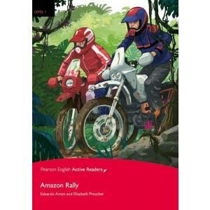 PEAR Amazon Rally Bk/MP3 (1)