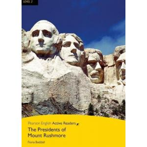 PEAR Presidents of Mount Rushmore Bk/MP3 (2)
