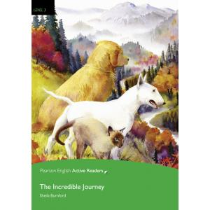 Incredible Journey + MP3. Pearson English Active Readers