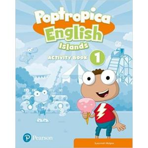 Poptropica English Islands 1. Ćwiczenia