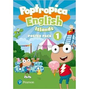 Poptropica English Islands 1. Plakaty