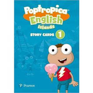 Poptropica English Islands 1. Storycards