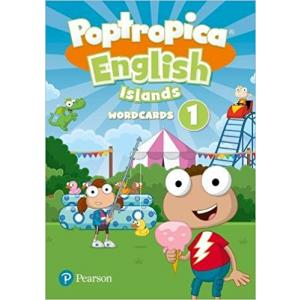 Poptropica English Islands 1. Wordcards