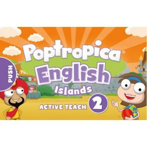 Poptropica English Islands 2 Active Teach USB