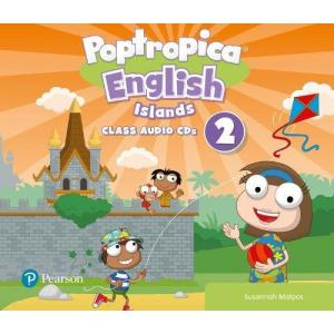 Poptropica English Islands 2 Class CD