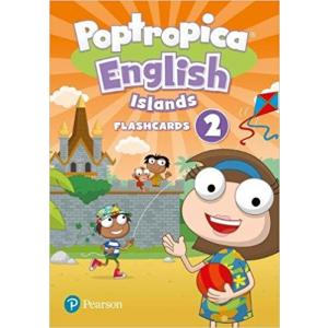 Poptropica English Islands 2. Flashcards