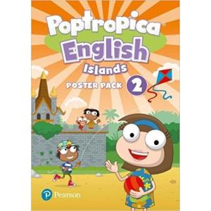 Poptropica English Islands 2. Plakaty