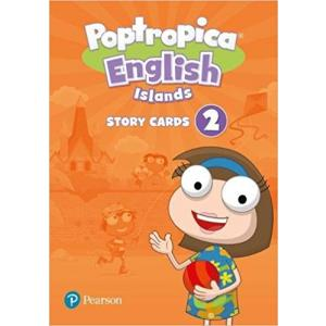 Poptropica English Islands 2. Storycards