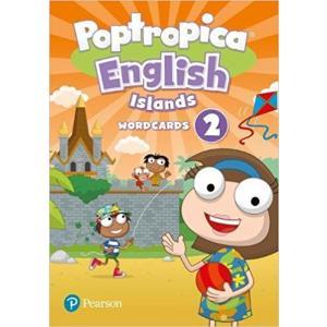 Poptropica English Islands 2. Wordcards