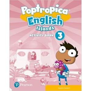 Poptropica English Islands 3. Ćwiczenia