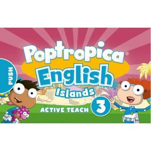 Poptropica English Islands 3 Active Teach USB