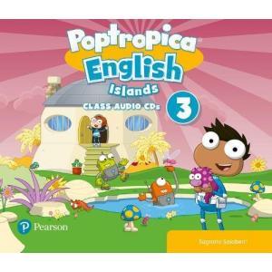 Poptropica English Islands 3 Class CD