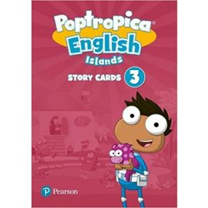 Poptropica English Islands 3. Storycards