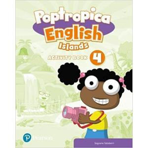 Poptropica English Islands 4. Ćwiczenia