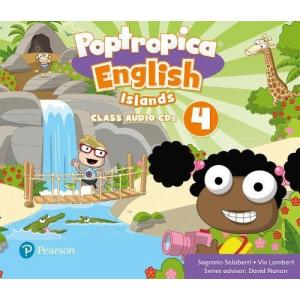 Poptropica English Islands 4 Class CD