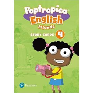 Poptropica English Islands 4. Storycards