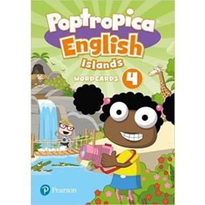 Poptropica English Islands 4. Wordcards