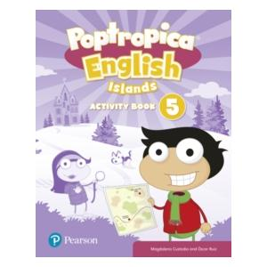Poptropica English Islands 5. Ćwiczenia