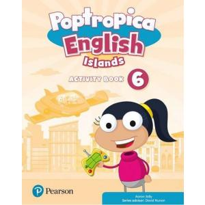 Poptropica English Islands 6 AB