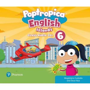 Poptropica English Islands 6 Class CD
