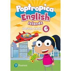 Poptropica English Islands 6 Posters