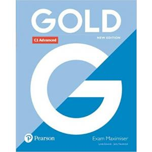 Gold C1 Advanced New Edition. Exam Maximiser bez Klucza