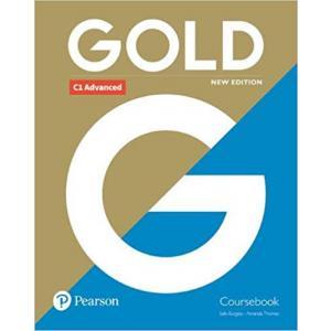 Gold C1 Advanced New Edition. Podręcznik