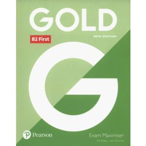 Gold B2 First New Edition. Exam Maximiser bez Klucza