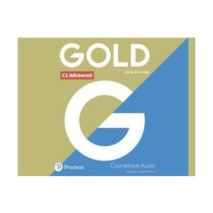 Gold C1 Advanced New Edition. CD do Podręcznika