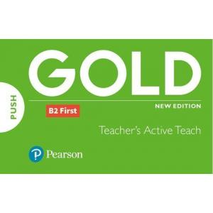 Gold First 2018 Active Teach USB