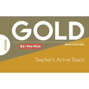 Gold B1+ Pre-First New Edition. Oprogramowanie Tablicy Interaktywnej