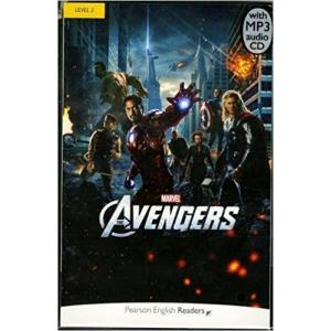 Marvel's Avengers + MP3. Pearson English Readers