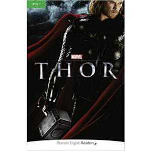 Marvel's Thor + MP3. Pearson English Readers