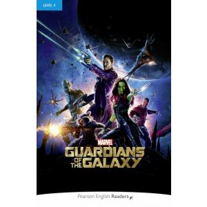 Marvel Guardians of the Galaxy + MP3. Pearson English Readers