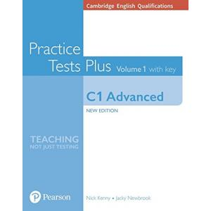 Practice Tests Plus Cambridge Advanced 1 + Key