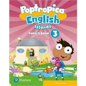 Poptropica English Islands 3. Podręcznik + Online Game Access Card