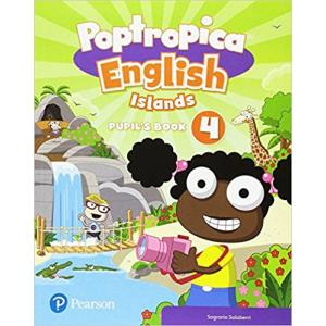 Poptropica English Islands 4. Podręcznik + Online Game Access Card