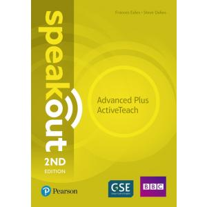 Speakout 2ed Plus Advanced Active Teach IWB