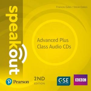 Speakout 2Ed Advanced Plus. Class CD do Podręcznika