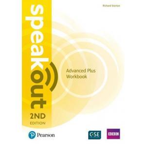 Speakout 2Ed Advanced Plus. Ćwiczenia bez Klucza