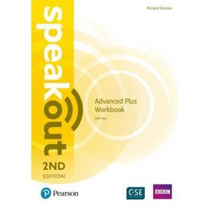 Speakout 2Ed Advanced Plus. Ćwiczenia z Kluczem