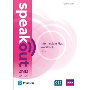 Speakout 2Ed Intermediate Plus. Ćwiczenia z Kluczem