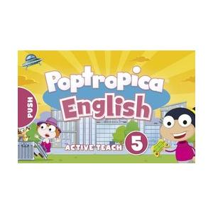 Poptropica English 5 Active Teach USB
