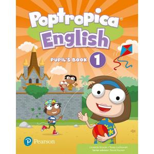 Poptropica English 1 Pupil's Book/OGAC