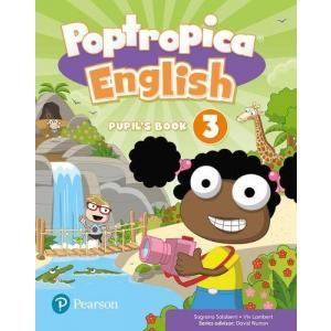 Poptropica English 3 PB/OGAC